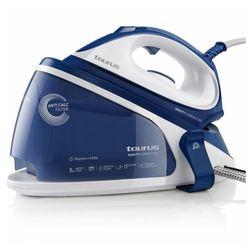 Żelazko do wytwarzania pary Taurus Sensity Compac NS 1 L 90 g/min 2200W niebiesko biały w Żelazka elektryczne od AGD na