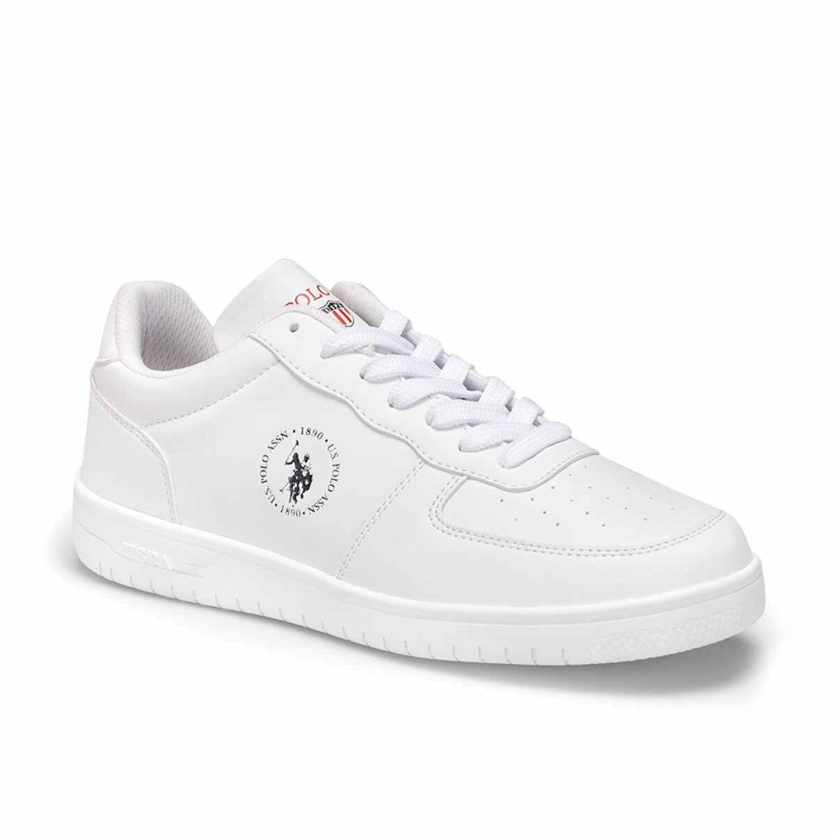 """פלו DIMLER לבן נשים של נעל נעלי ארה""""ב פולו ASSN."""