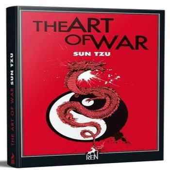 Sun Tzu The Art Of War strategy book military war philosophical book business textbook historical contemporary kennedy hudner alarm of war book iii desperate measures