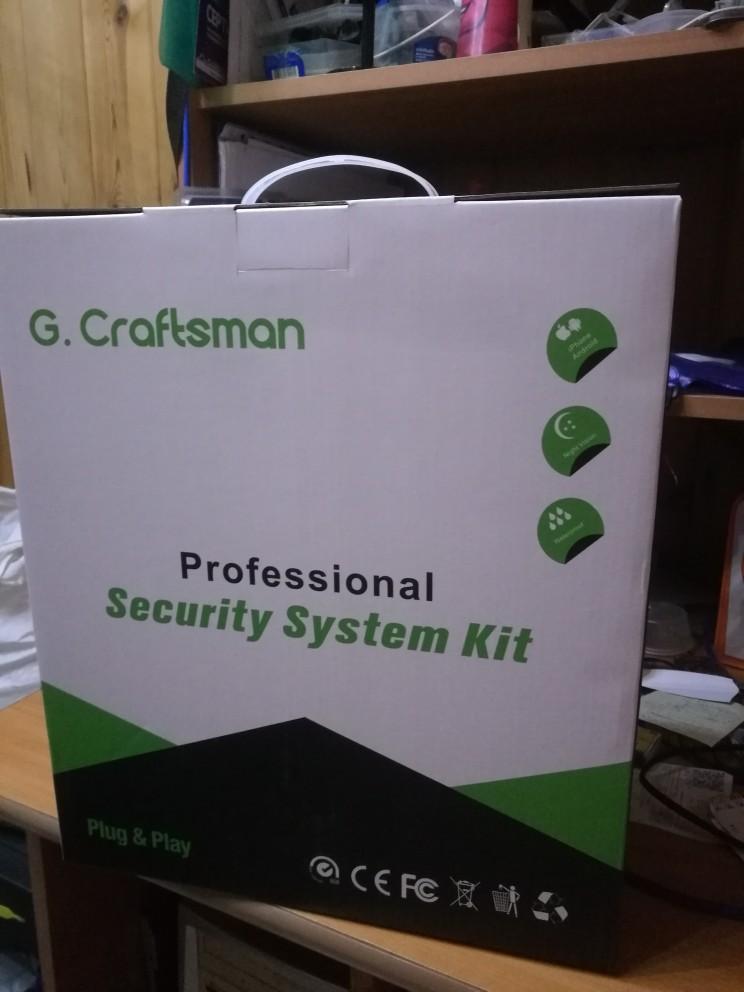 -- Craftsman Craftsman Sistema
