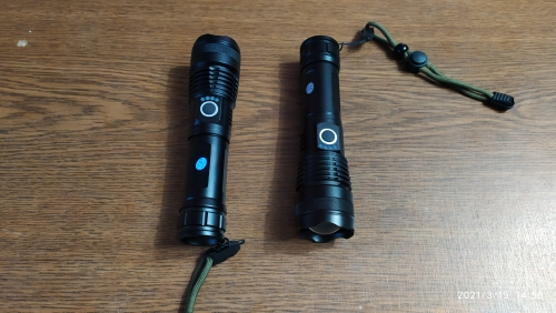 Powerful Tactical Flashlight - Super Zoom photo review