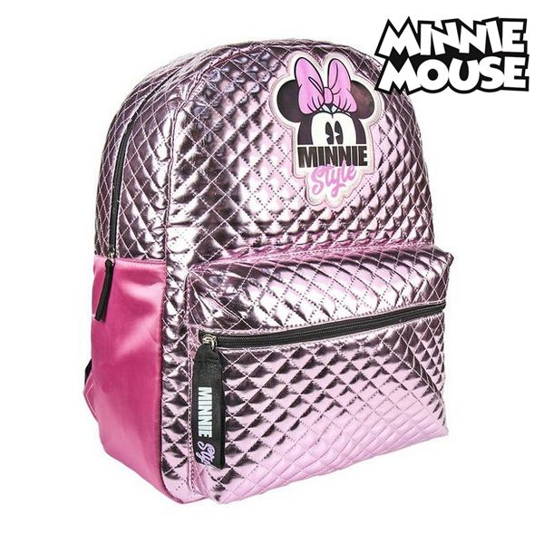 School Bag Minnie Mouse Pink