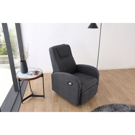 Armchair Relax Lift With Engine Artic Various Colors.
