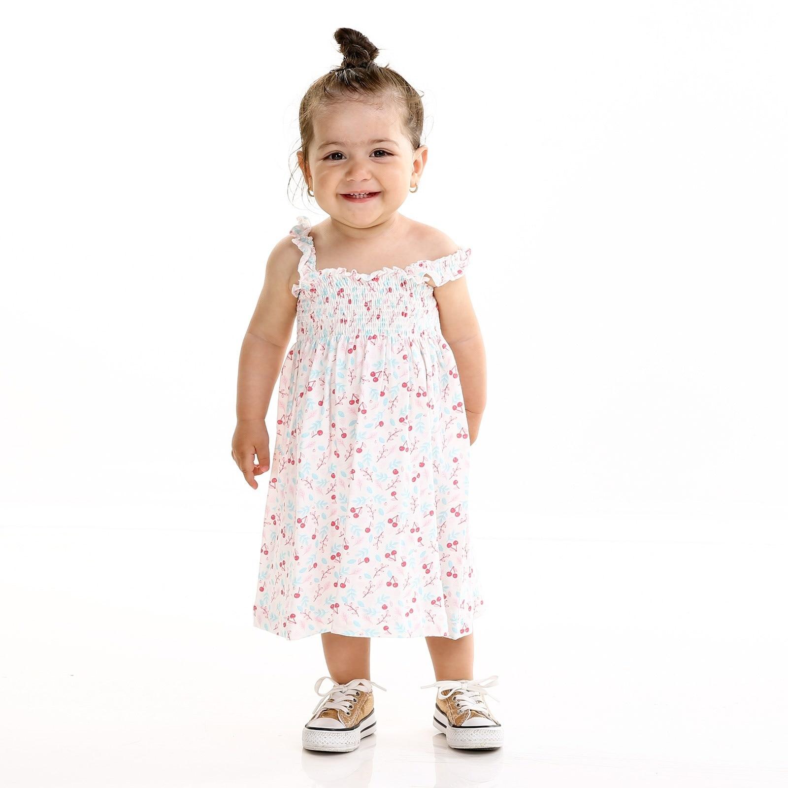 Ebebek Baby Corner Cherry Girl Dress