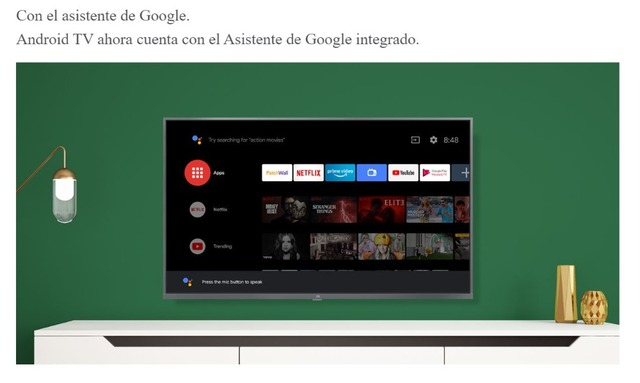 Xiaomi Mi LED TV 4A, Smart TV de 32 6