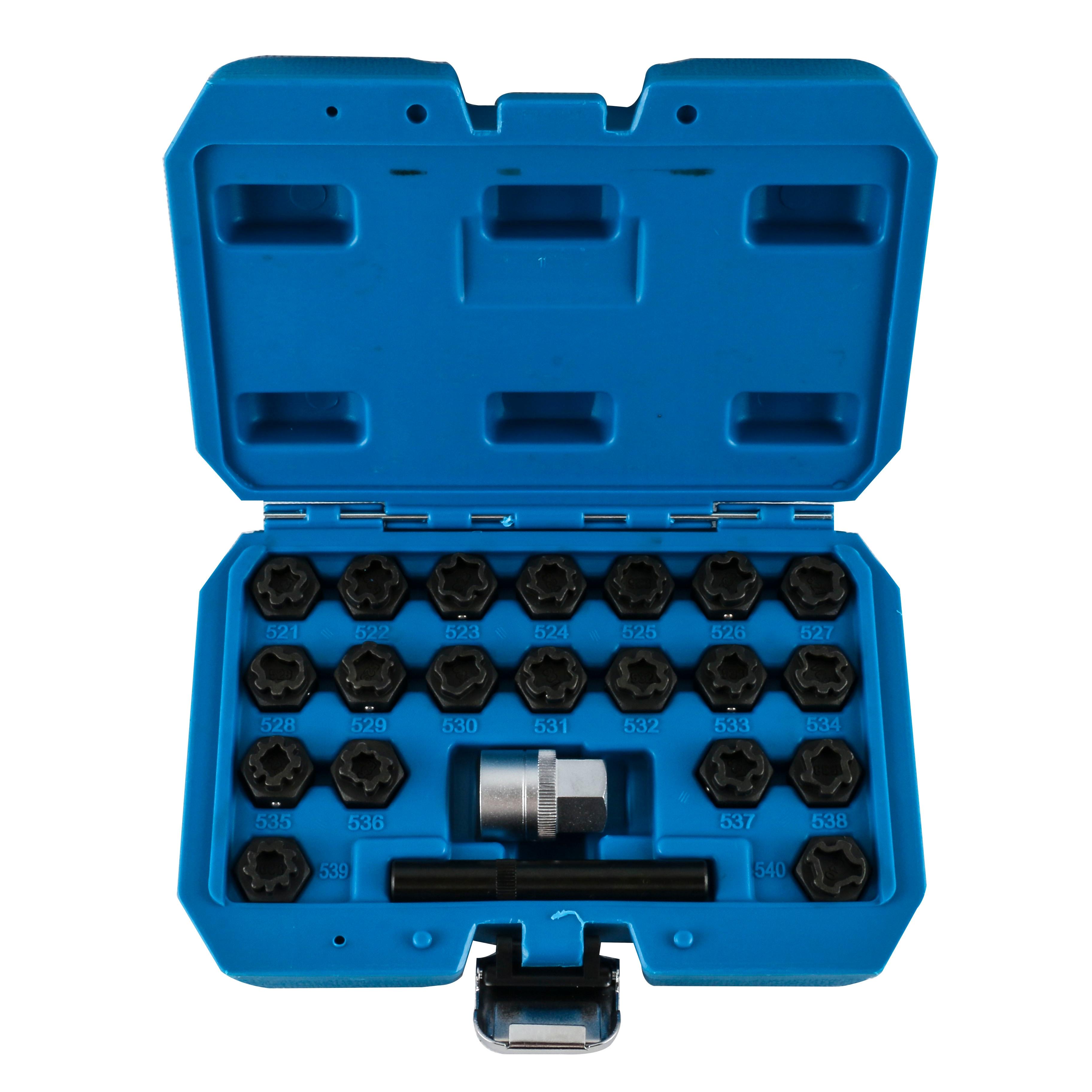 22pcs-vag-special-tire-anti-theft-screw-sleeve-wheel-lock-lug-nut-removal-socket-tool