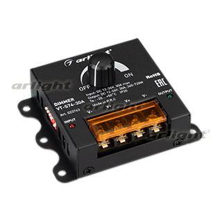 023743 Dimmer Vt-s74-30a (12-24V) Arlight Box 1-piece