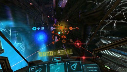 空間潛行者VR(Space Stalker VR)截圖1
