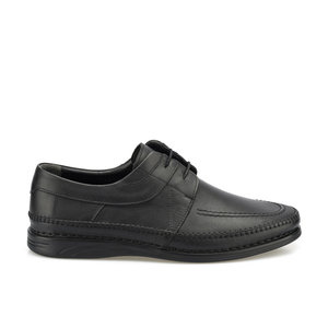 FLO 102028.M Black Men 'S Classic Shoes Polaris 5 Point