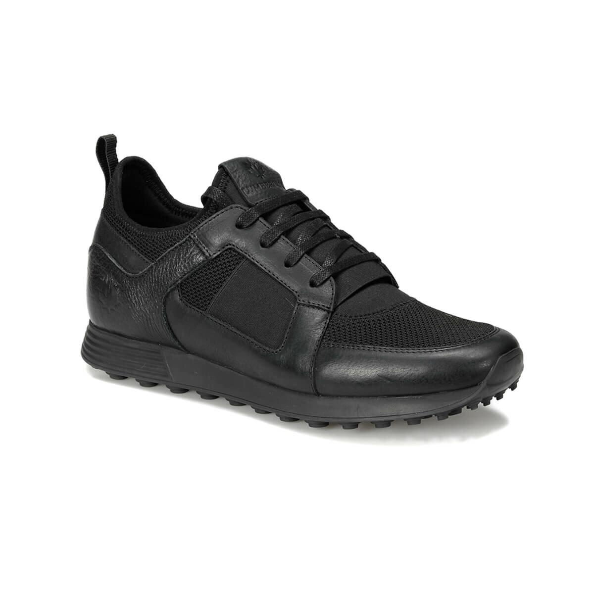 FLO HAMILTON 9PR Black Men 'S Sneaker Shoes LUMBERJACK