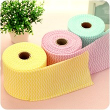 ROLL TOWEL WIPES DISPOSABLE COTTON TRAVEL DISPOSABLE CLEANSING FACIAL MAKEUP