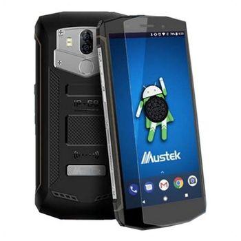 """PDA Mustek MK7000PRO 5,5"""" Quad Core 2 GB RAM 16 GB Black"""