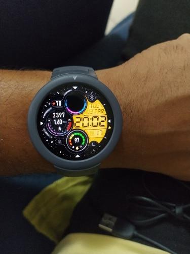 Amazfit Verge Lite Smartwatch English Version GPS Sportswatch New 2019|Smart Watches| |  - AliExpress