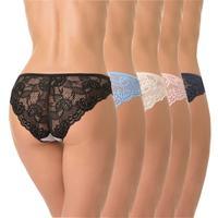 Briefs women dentelle lovely lace set 5 PCs