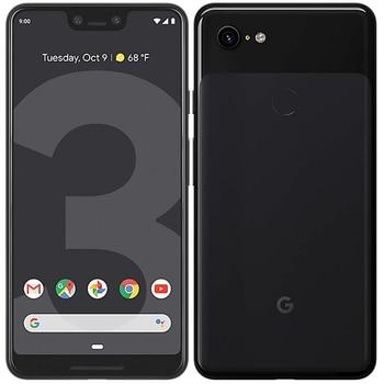 Купить Google Pixel 3 XL (G013C), полоса 4G/LTE/WiFi, внутренняя память 128 ГБ, ОЗУ 4 Гб, экран 6,3 дюйма, камера