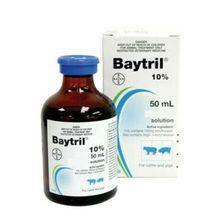 Baytril 10% раствор 50 мл Антибактериальный антимикробный