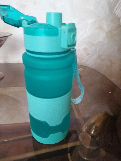 Best Sport Water Bottle TRITAN Copolyester Plastic Material Bottle Fitness School Yoga For Kids/Adults Water Bottles With Filter Water Bottles    - AliExpress