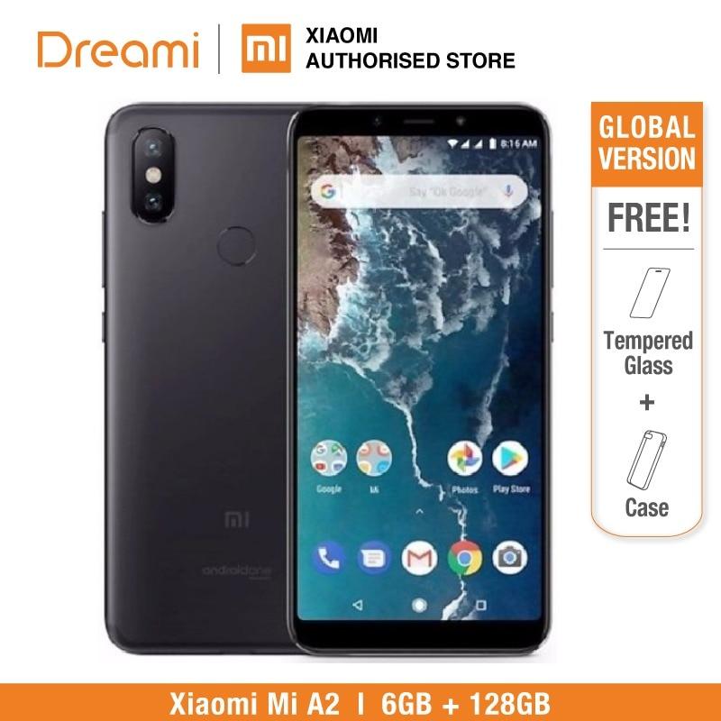 Global Version Xiaomi Mi A2 128GB ROM 6GB RAM (Brand new and sealed) Mia2 128gb