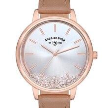 Aqua Di Polo APWA031602 Leather Women Wrist watch