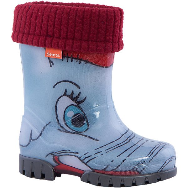 Rubber Boots With Removable Toe Demar Twister Lux Print MTpromo