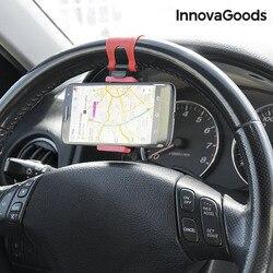 Uchwyt na kierownice InnovaGoods