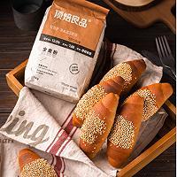 全麦低脂海盐面包的做法图解14