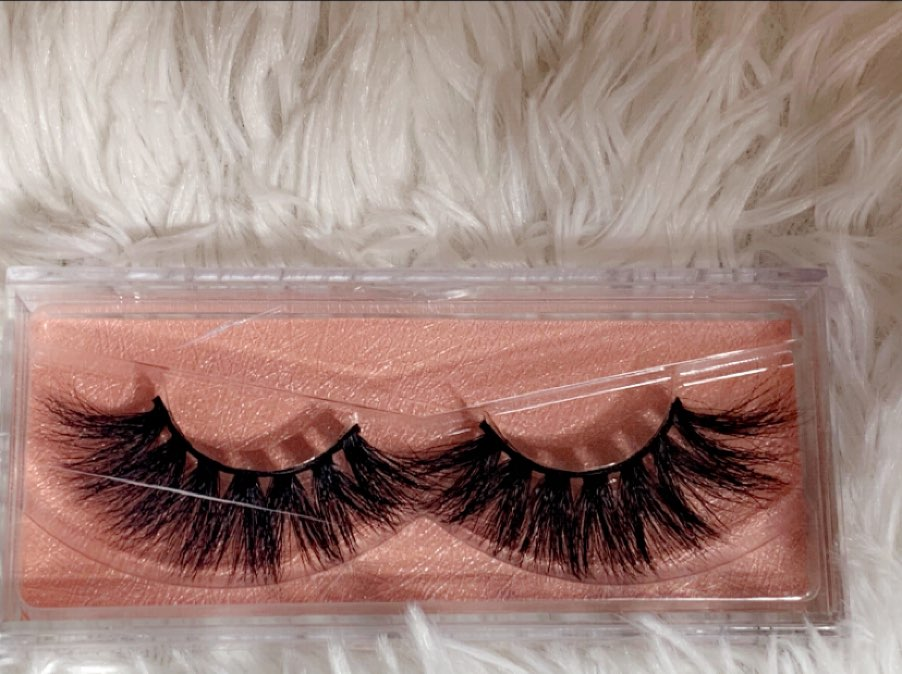 Visofree Mink Eyelashes 3D Mink Hair False Eyelashes Natural Thick Long Eye Lashes Fluffy Makeup Beauty Extension Tools K11