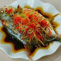 清蒸金鲳鱼的做法图解6