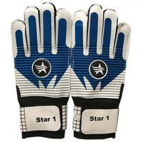STAR Professional Goalkeeper Gloves Finger Protection Thickened Latex Soccer Goalie Gloves Football Goalkeeper Gloves|Soccer Shoes|Sports & Entertainment -
