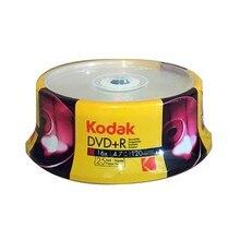 DVD+R 16X Kodak Tarrina 25 uds DVD+R 16X Kodak Tarrina 25 uds