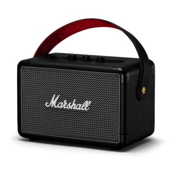 Marshall kilburn ii Black portable bluetooth speaker 20w vintage 20h battery ipx2
