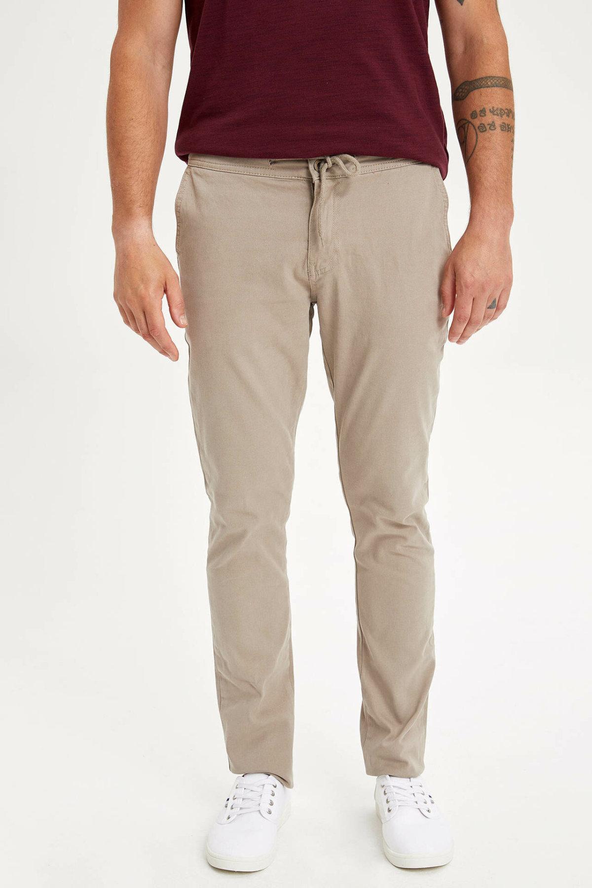DeFacto Man Trousers-K8906AZ19SM