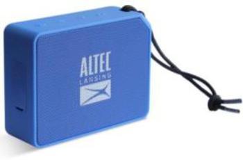 ALTEC LANSING SPEAKER ONE BLUETOOTH BLUE