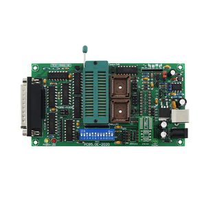 Image 4 - SPI 25xx PCB5.0T 2013 Willem EPROM مبرمج ، BIOS009 الموافقة المسبقة عن علم ، دعم 0.98d12 ، تعزيز كليب PLCC32 + SOIC 8 دبوس محول