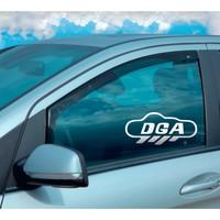 Deflectors for VW VOLKSWAGEN AMAROK from 2009  Side Window Sunshades    -
