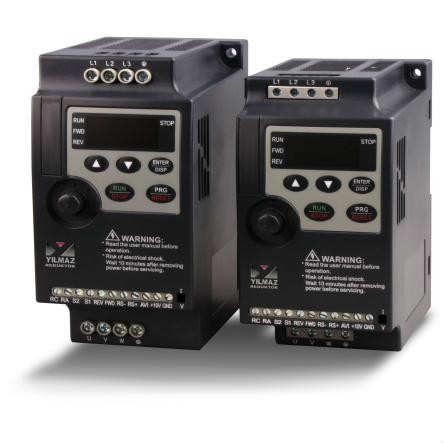 Motorista 0.75 kw 1-faz 230 v monofaze NL1000-00R7G2-Y yb1000-temel seri ac sürücüsü driver