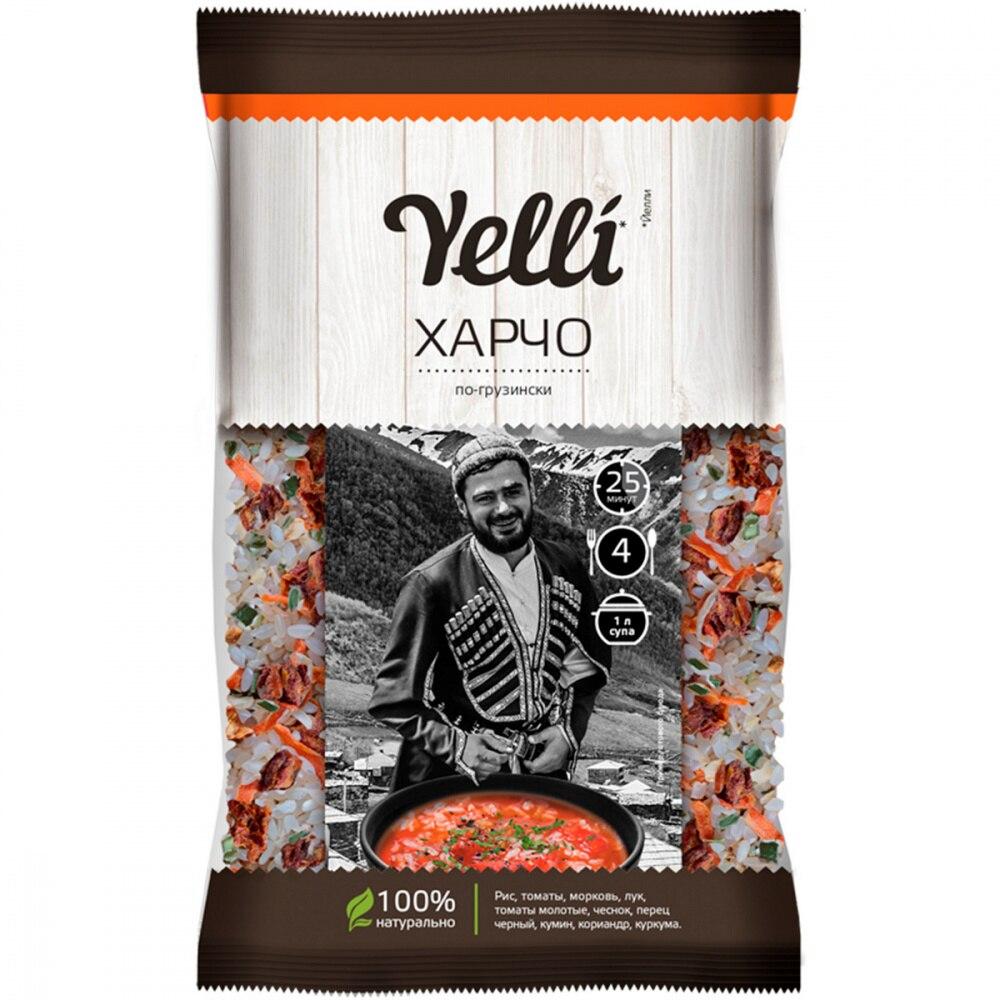 "Суп Yelli ""Харчо по грузински"", 100 гр Готов для завтрака    АлиЭкспресс"