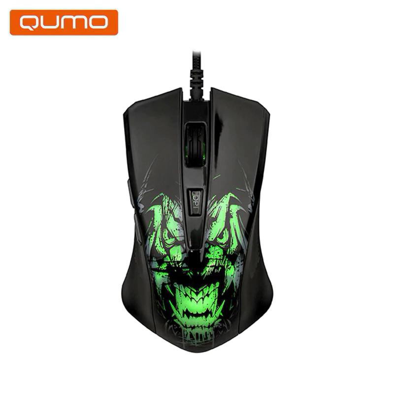 Mouse Gaming Qumo Rampage M49