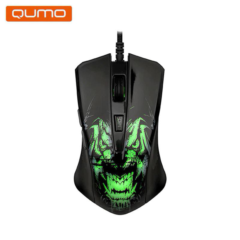 цена Mouse gaming Qumo Rampage M49 онлайн в 2017 году