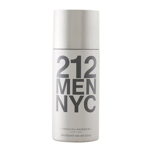 Spray Deodorant 212 Nyc Men Carolina Herrera (150 Ml)