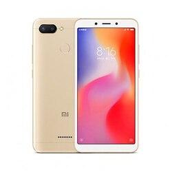 Xiaomi Redmi 6, wersja globalna, zespół 4G/LTE, Dual SIM, 3 twarde GB pamięci RAM, 64 bardzo ciężko GB pamięci wewnętrznej, 3000 mAh, (13,8 cm (spodnie 1