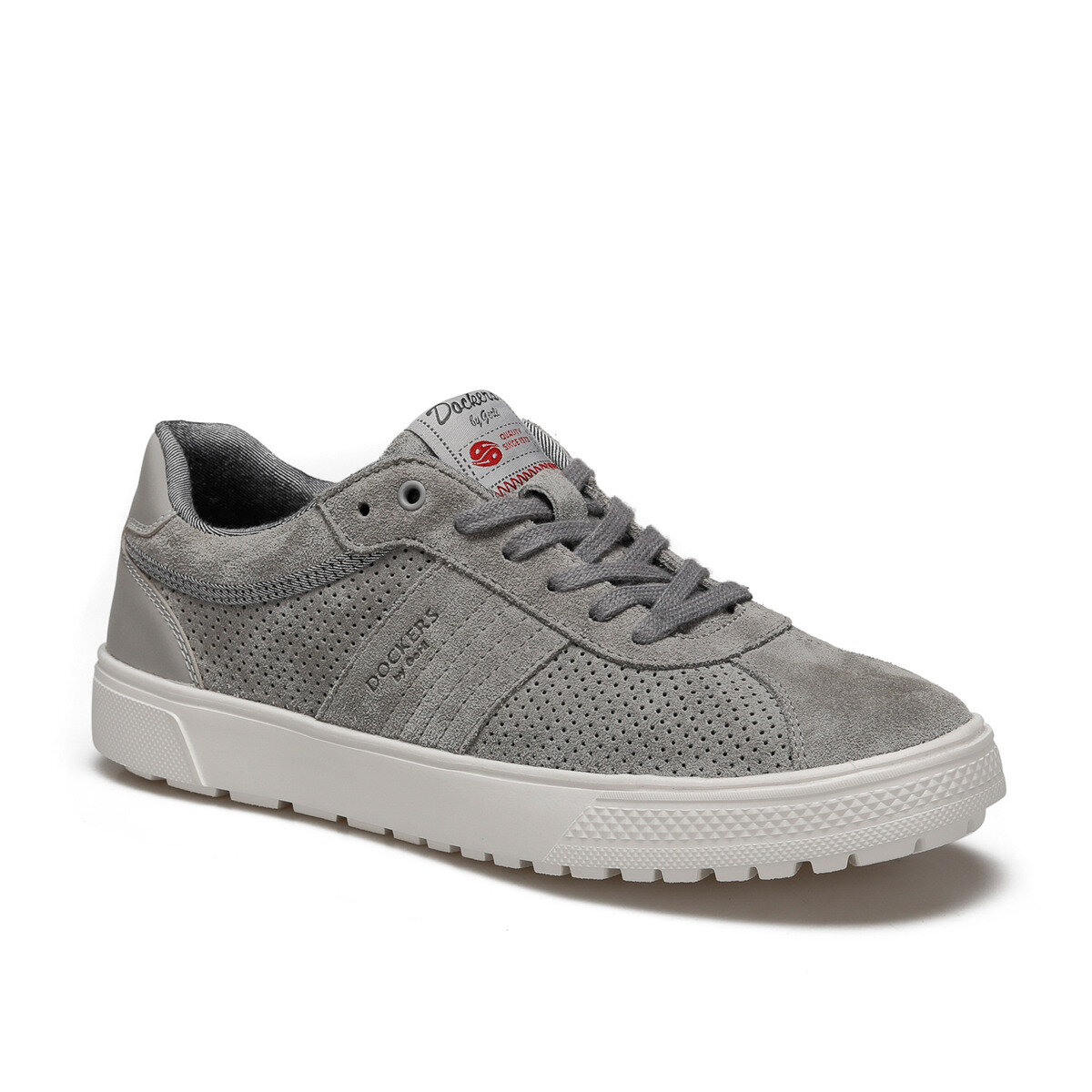 FLO 226156 Gray Men 'S Sneaker By Dockers The Gerle