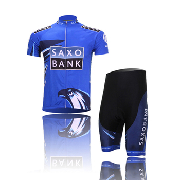 2020 Pro Bicycle Team Short Sleeve Mens Cycling Jersey Summer breathable Clothing Sets