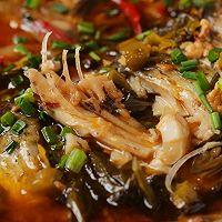 #福气年夜菜#年年有余的泡椒醪糟鲫鱼煲的做法图解13