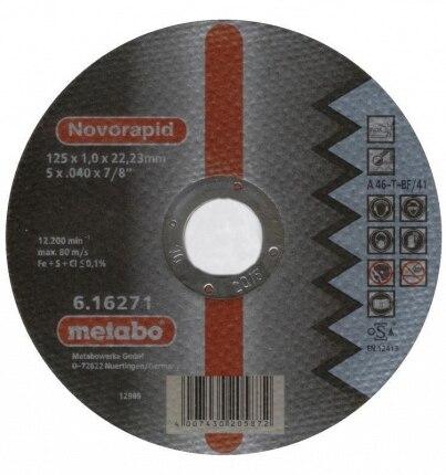 Circle Cutting METABO 150х1х22 617127000