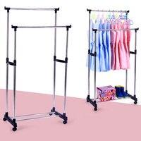 Adjustable hanger for coat clothes rack floor storage cabinet clothes drying rack for clothes shoe stand