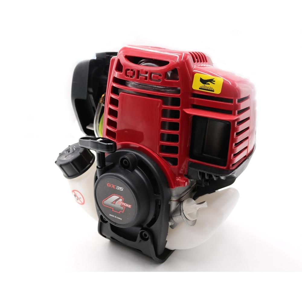 Aftermarket 4 Stroke GX35 Engine Petrol Engine Gasoline Engine Brush Cutter Engine 35.8cc CE