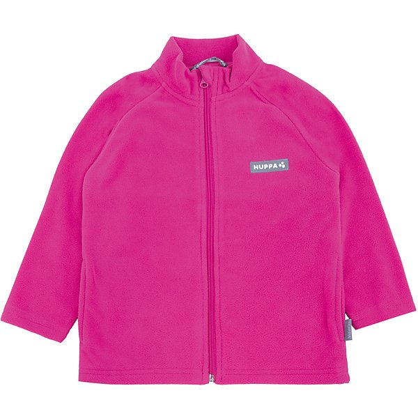 Fleece jacket Huppa Berrie