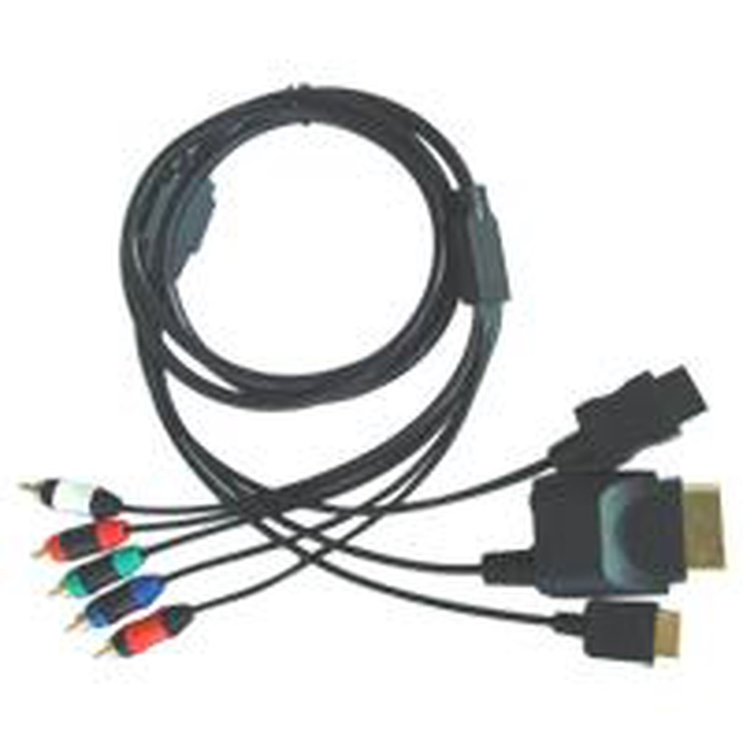 цена на 4 in 1 Component Cord (PS2/PS3/Wii/XBOX360)