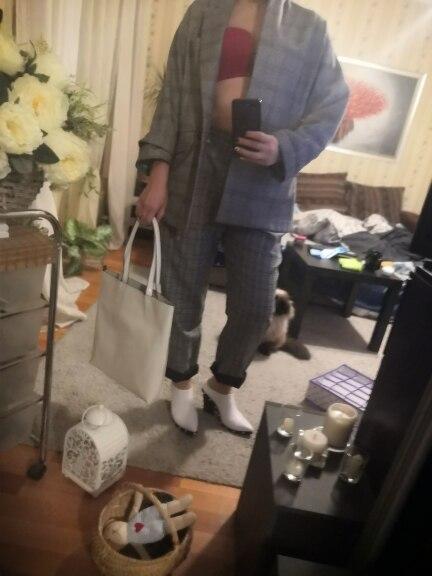 -- harajuku cintura calças